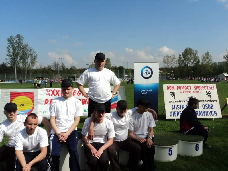 XXV Mistrzostwa Osób Niepełnosprawnych