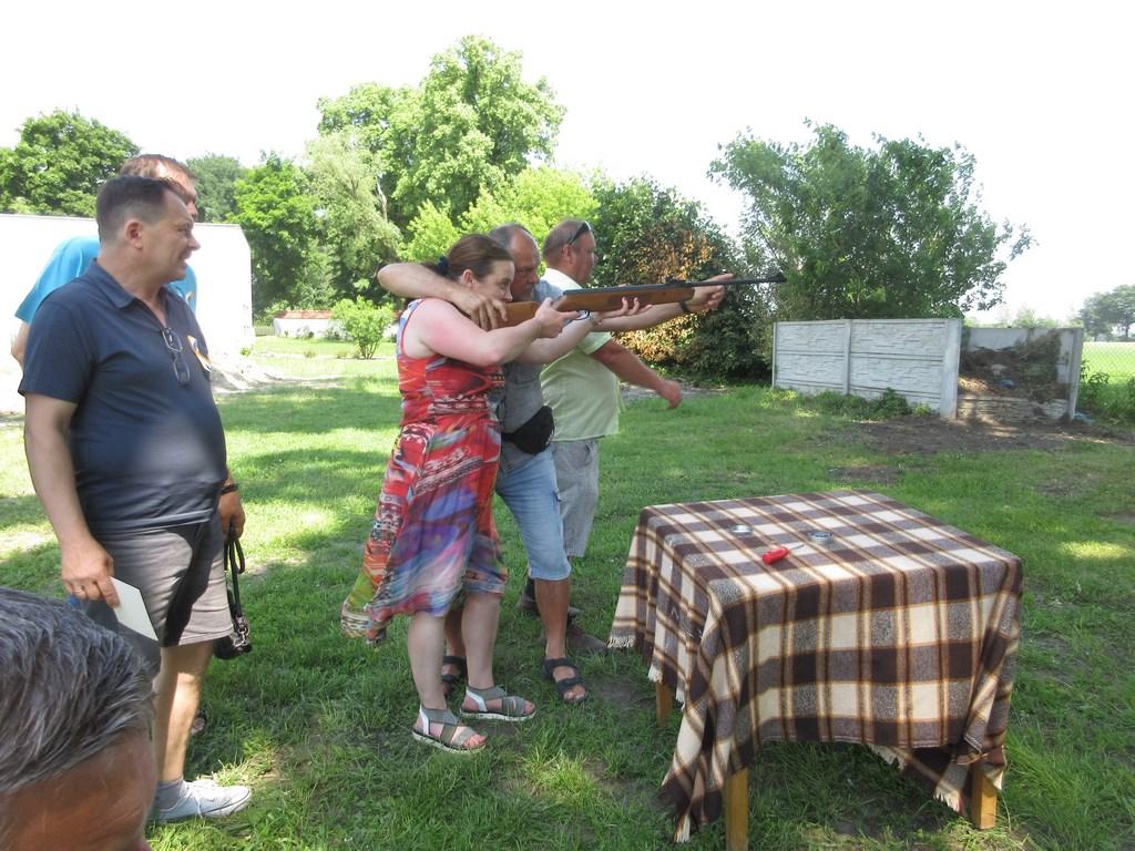 XIV Piknik w Ogrodzie Różanym