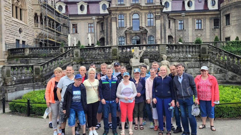 Wycieczka do Mosznej